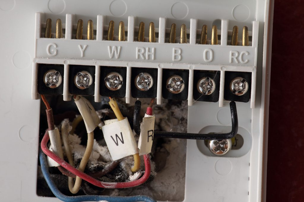 Patchy wiring