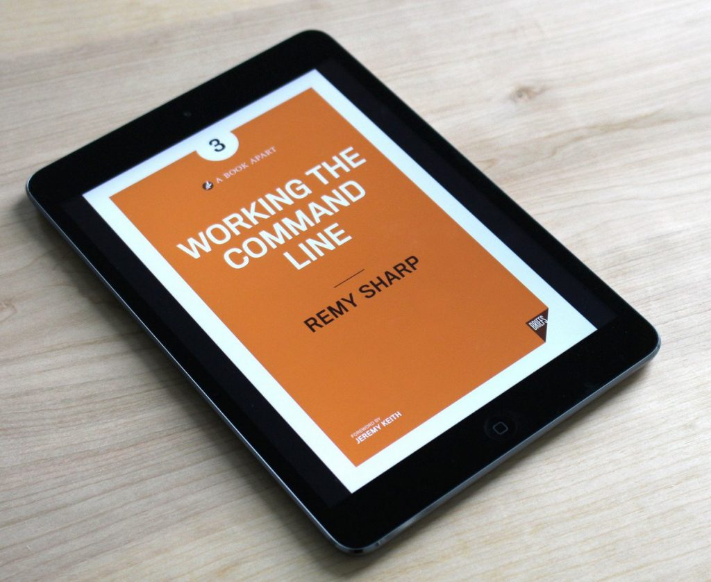 Working the command line ebook